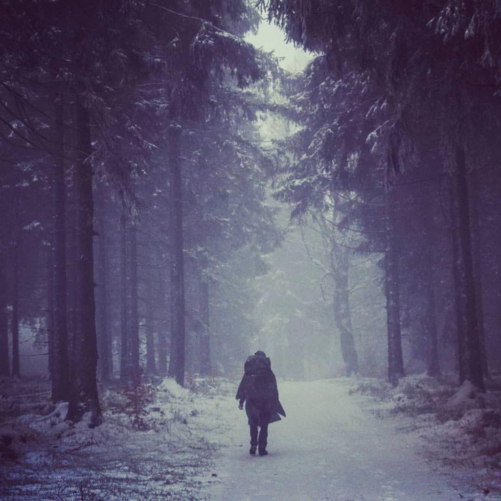 Winter auf dem Rennsteig