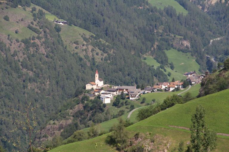 Katharinakirche am Meraner Höhenweg