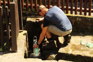 Quelle in Schmilka