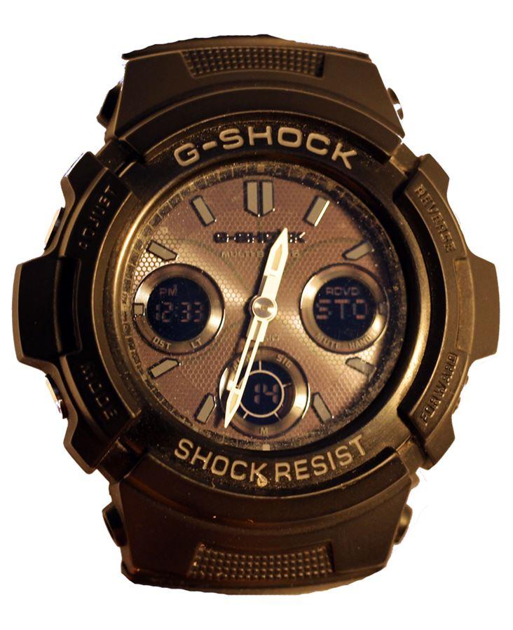 Test G-Shock GAW-100B