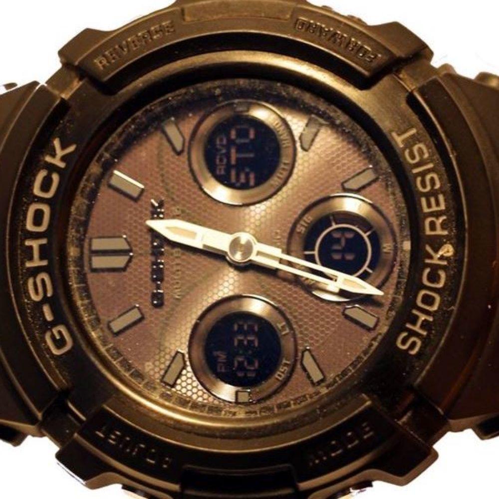 Getestet: Casio G-Shock GAW-100B