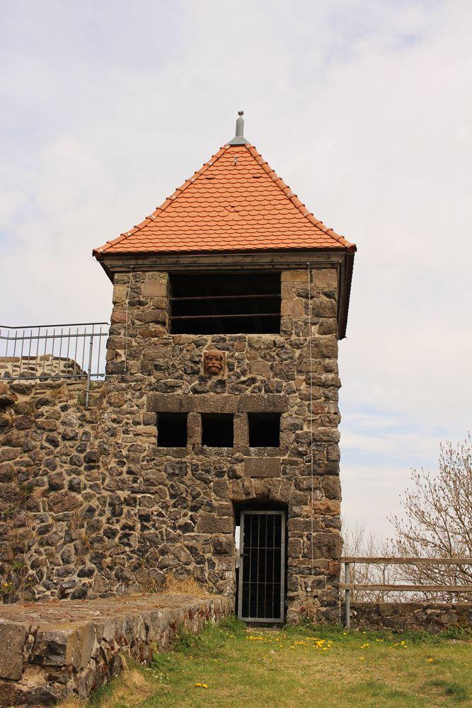 Burgruine Ulrichstein