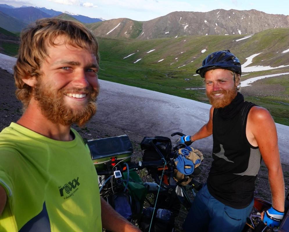 Profilbild Pedalbrothers Versicherungen für eine Weltreise