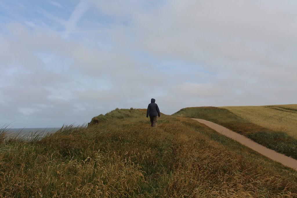Wanderblog Europareise Esgeht los